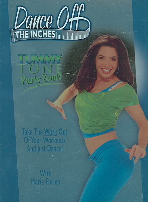 DANCE OFF THE INCHES TUMMY TONE PARTY BY FORLEO,MARIE (DVD)