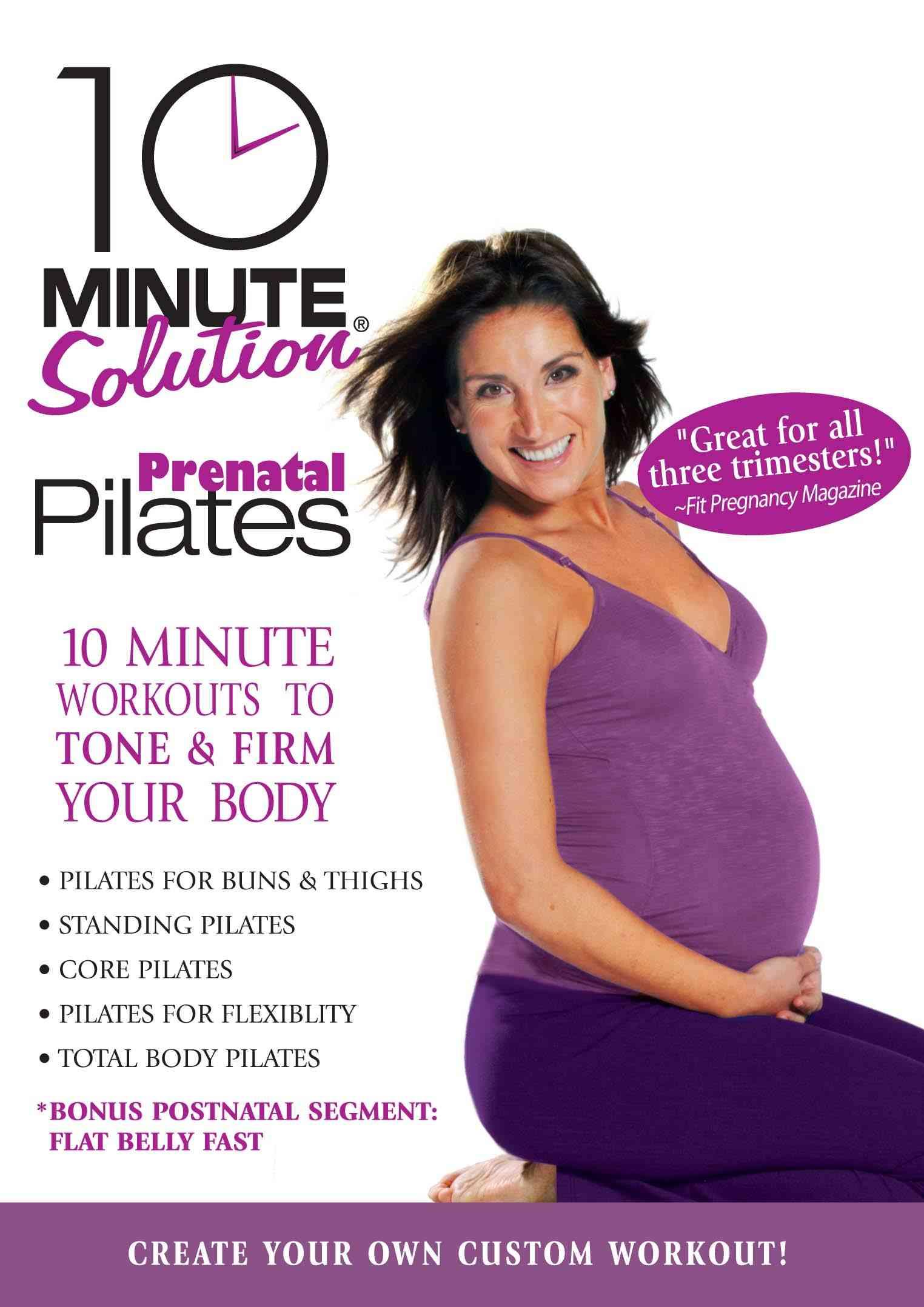 Exercise/fitness: Pregnancy